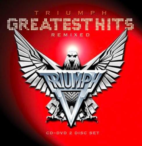 Triumph - Triumph: Greatest Hits Remixed (W/Dvd) [Digipak]