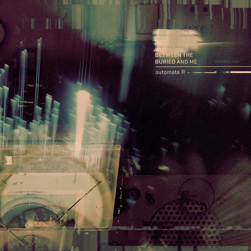 Between The Buried And Me - Automata II [Import Colored LP]