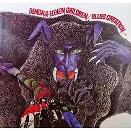 Blues Creation - Demon & Eleven Children (Hol)