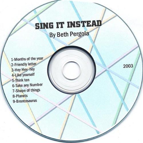 Sing It Instead I