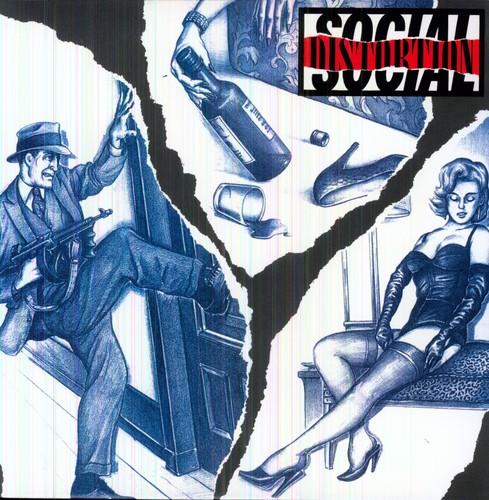 Social Distortion - Social Distortion [Import]