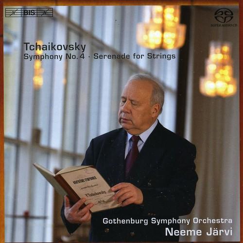 Symphony 4 /  Serenade for Strings /  Elegy