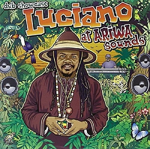 Luciano At Ariwa Sounds