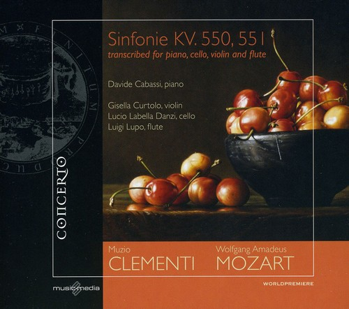 Sinfonie - Transcribed Piano Cello Viola & Flute