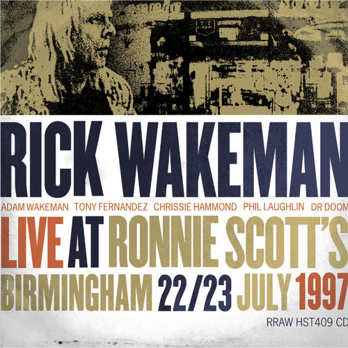 Rick Wakeman - Live At Ronnie Scotts