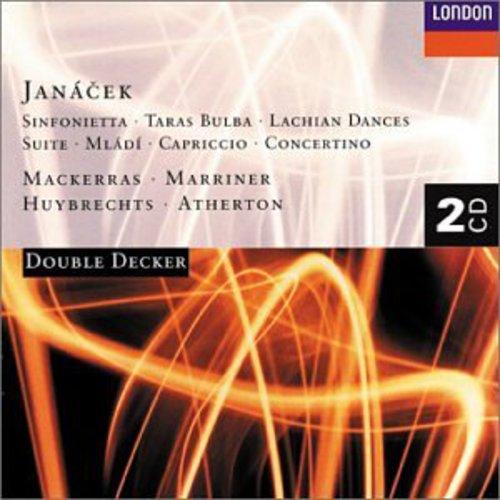 Sinfonietta /  Taras Bulba /  Lachian Dances