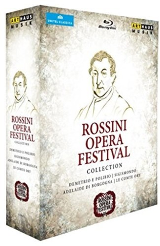 Opera Festival Collection - Live From Pesaro