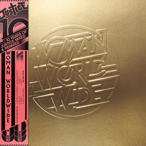 Justice - Woman Worldwide [2CD]