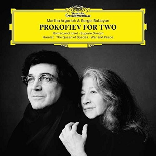 Martha Argerich / Babayan,Sergei - Prokofiev for Two