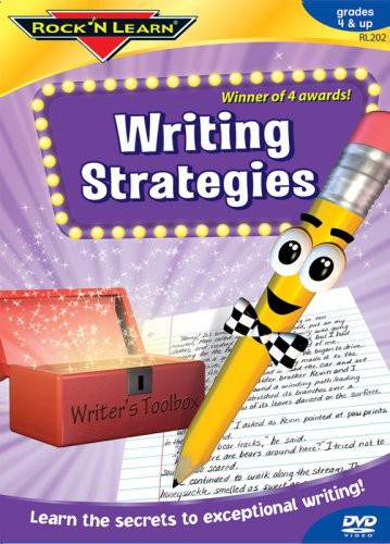 Rock N Learn: Writing Strategies