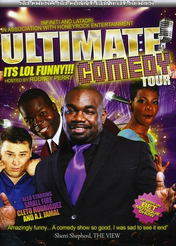 Ultimate Comedy Tour Live Feat. Rodney Perry