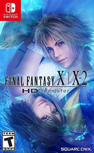 Swi Final Fantasy X / X-2 - Final Fantasy X X-2 HD Remaster for Nintendo Switch