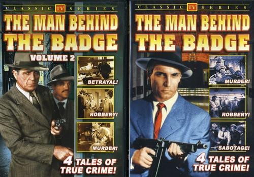 Man Behind the Badge 1 & 2