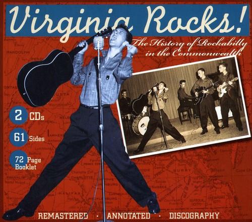 Virginia Rocks! - Virginia Rocks!