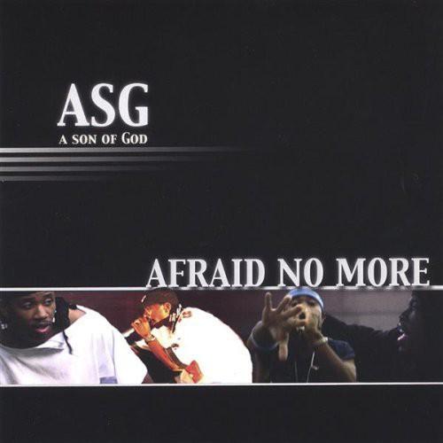 Afraid No More