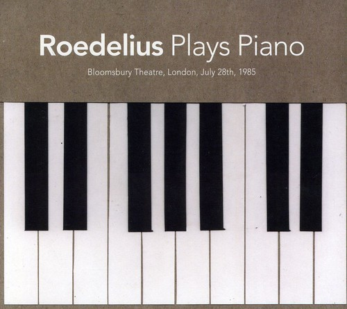 Plays Piano: Live in London 1985