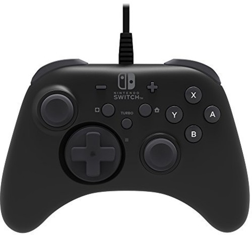 - Hori Hori Pad - Wired Controller for Nintendo Switch