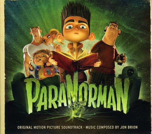 Jon Brion - Paranorman [Soundtrack]