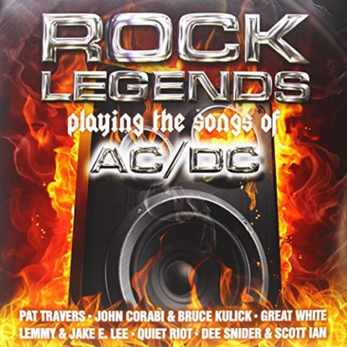Rock Legends Playing the Songs of AC/ DC /  Various [Import]