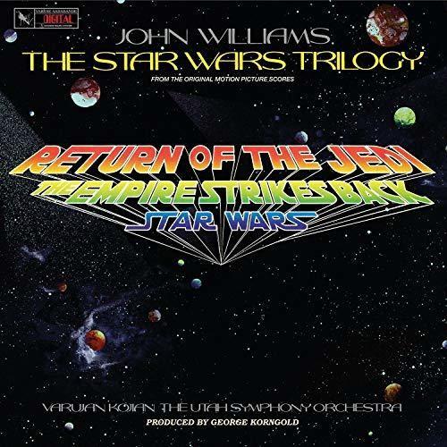 Star Wars Trilogy (Utah Symphony Orchestra) (Original Soundtrack)