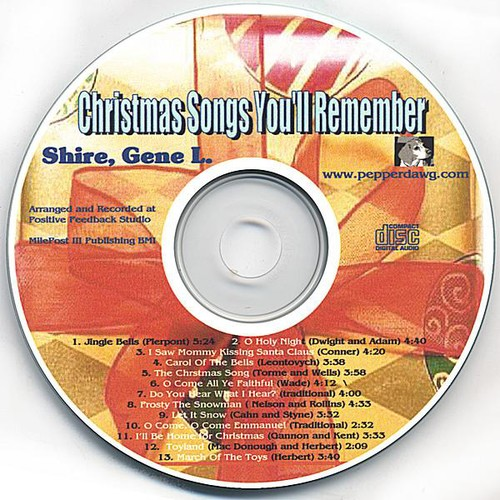 Christmas Songs You'll Remember