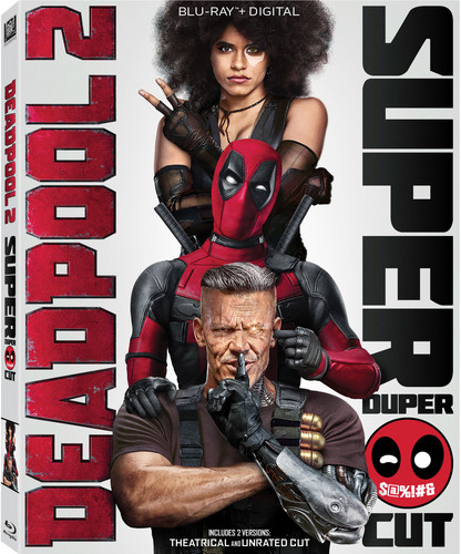 Deadpool [Movie] - Deadpool 2