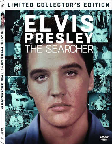 Elvis Presley - Elvis Presley: The Searcher [Limited Edition DVD]