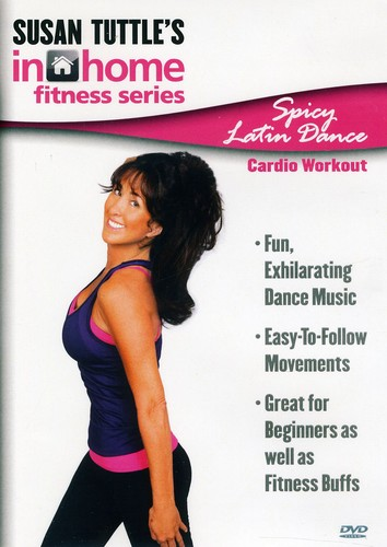 Spicy Latin Dance Cardio Workout
