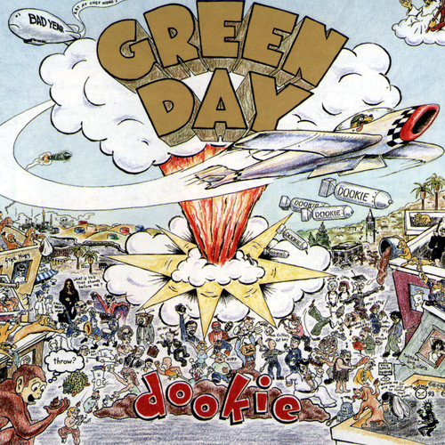 Green Day - Dookie [Picture Disc LP]