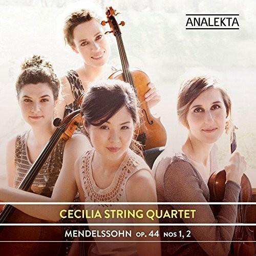 Mendelssohn Op. 44 Nos 1 2