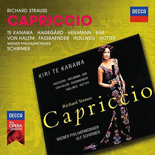 Decca Opera: Strauss - Capriccio