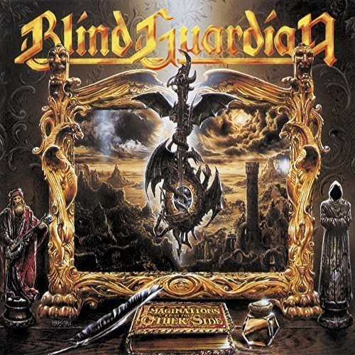 Blind Guardian - Imaginations From The Other Side (Reis)