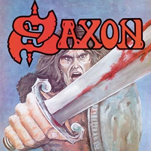 Saxon - Saxon [LP]