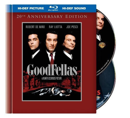Goodfellas (20th Anniversary Edition) (Digibook)