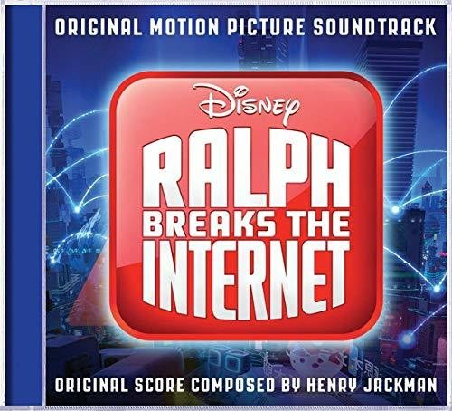 Various Artists - Ralph Breaks The Internet [Soundtrack]