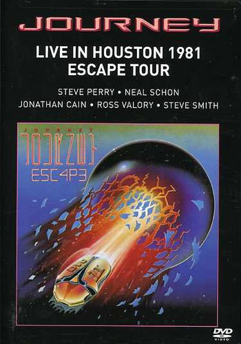 Journey - Live In Houston 1981: Escape Tour