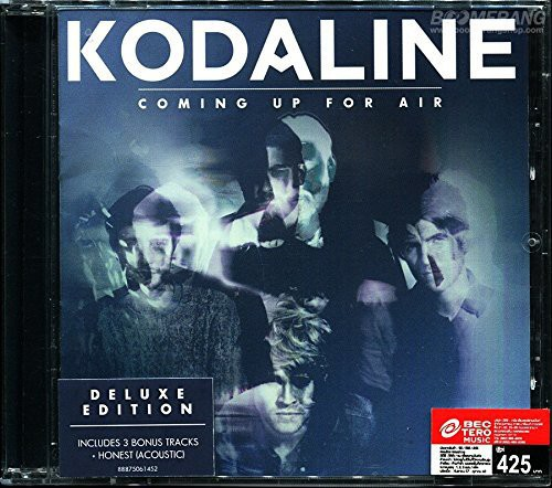 Kodaline - Coming Up For Air [Import]