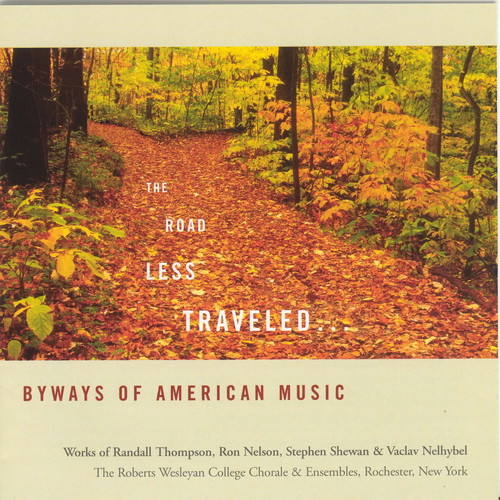 Road Less Traveled Byways of American Music /  Various