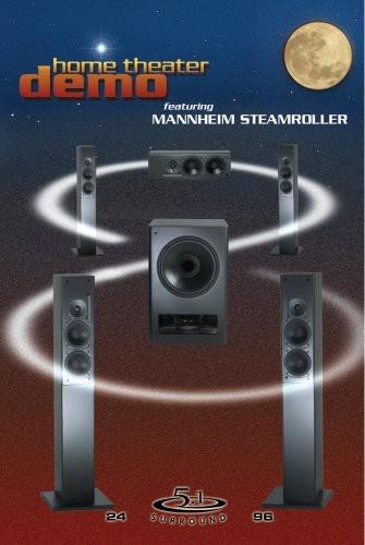 Home Theater Demo Featuring Mannheim Steamroller