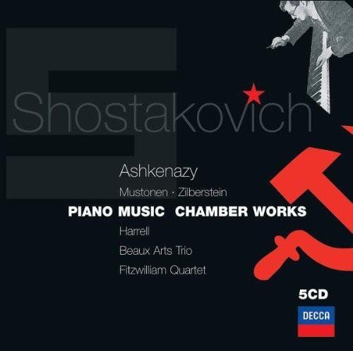 Shostakovich: Piano Music - Chamber Works /  Various