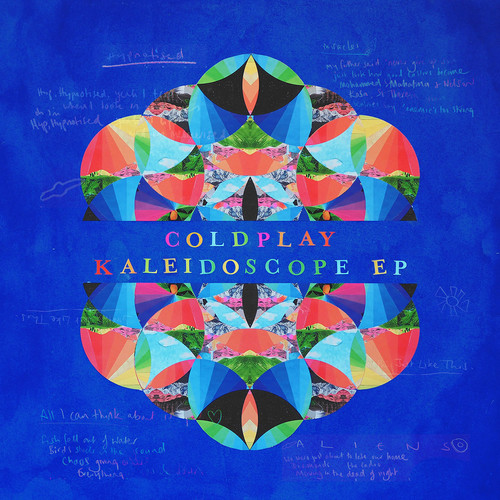 Coldplay - Kaleidoscope EP [Light Blue Vinyl]
