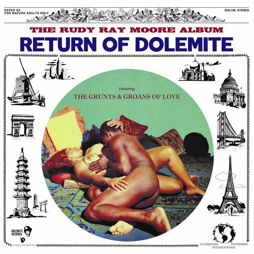 Rudy Ray Moore - Return of Dolemite  [RSD 2019]