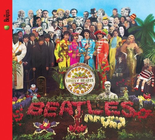 The Beatles-SGT Pepper's Lonely Hearts Club Band