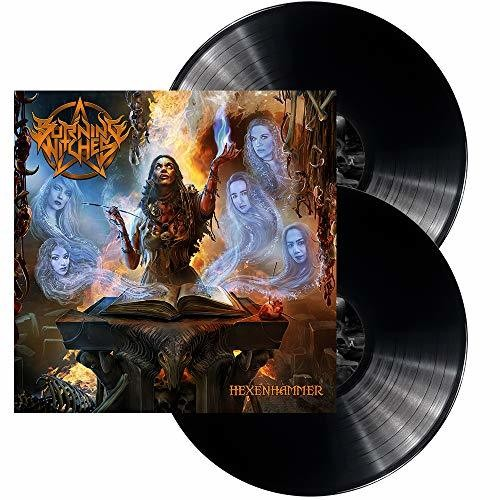 Burning Witches - Hexenhammer [Import LP]