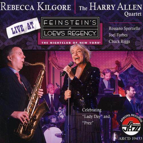 Live at Feinsteins at Loews Regency