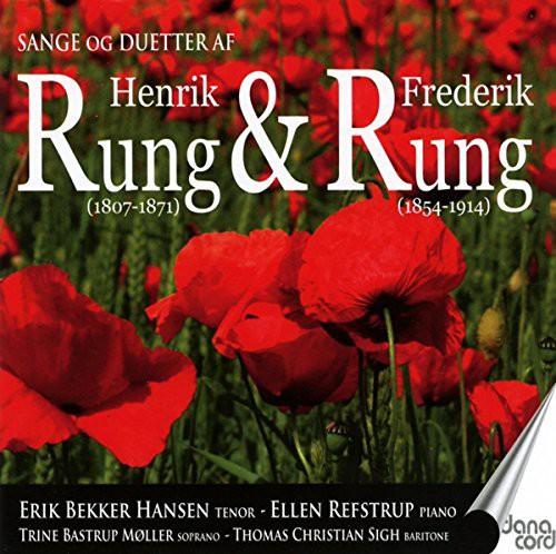 Songs & Duets By Henrik & Frederik Rung