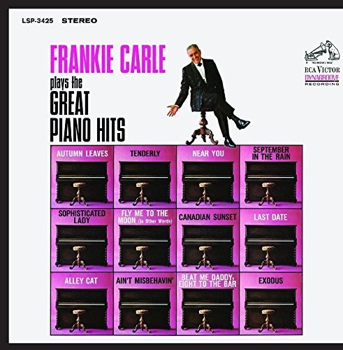 Frankie Carle Plays the Great Piano Hits