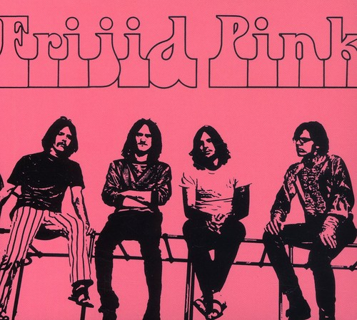 Frijid Pink - Frijid Pink [Import]