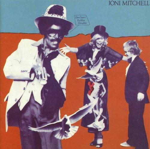 Joni Mitchell - Don Juan's Reckless Daughter [Import]