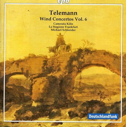 Wind Concertos 6